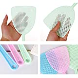 Fly Swatter, Strong Flexible Manual Swat Set Pest