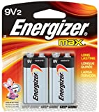 Energizer 4330205921 MAX Alkaline Batteries