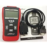 Moonet OBDII KW809 VAG405 Auto Scanner OBD2 Scan Tool Trouble Diagnostic For VW AUDI