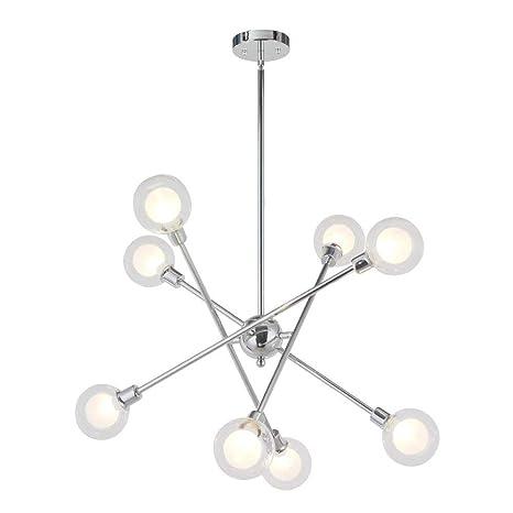 ZQY Iluminación de la lámpara 8 Luces de neón Lámparas ...