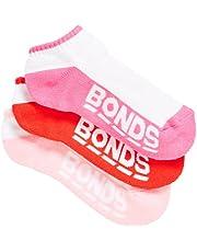 Bonds Kids Logo Low Cut Sport Socks (3 Pack)