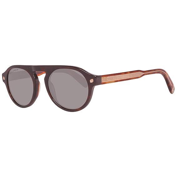 Dsquared2 Sonnenbrille DQ0150 52A 48 Gafas de sol, Marrón ...