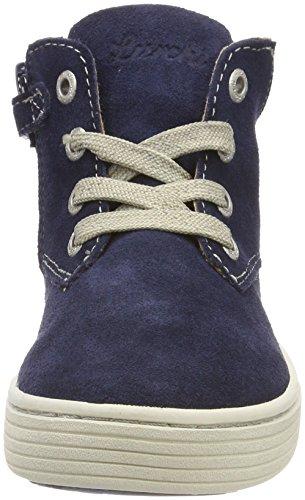 Lurchi Jungen Hansi Stiefel Blau (Navy)