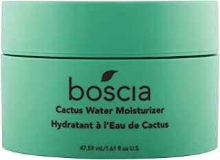 product image for boscia Cactus Water Moisturizer - Vegan, Cruelty-Free, Natural and Clean Skincare | Cactus and Aloe Vera Daily Lightweight Gel Moisturizer, 1.61 fl Oz