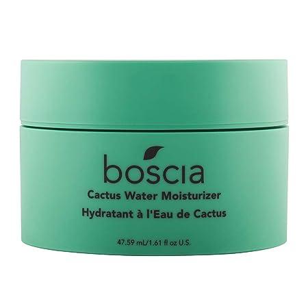 boscia Cactus Water Moisturizer Cactus and Aloe Vera Daily Lightweight Gel Moisturizer, 1.61 fl Oz