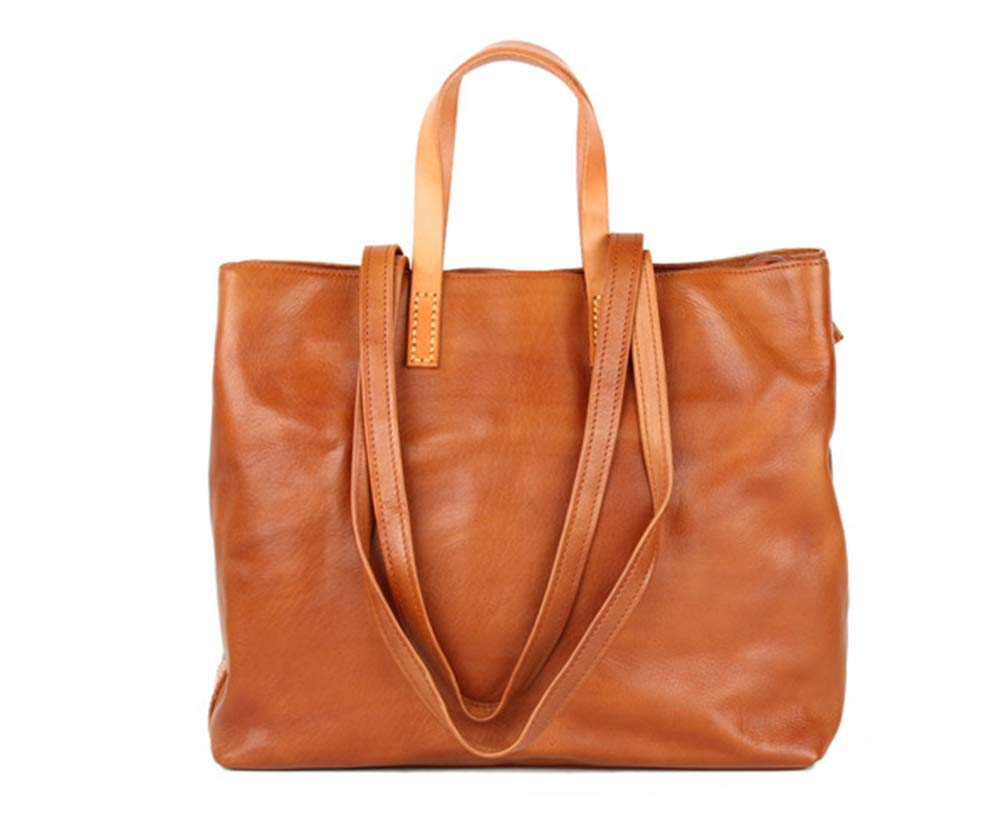 Huasen Evening Bag Fashon Iladies Handbags, Girls Satchel, Egant Top-Hand Bag, Vintage Shoulder Bag Shopping Tote Beach Travel Bag Casual Purse Party Handbag (Color : Brass)