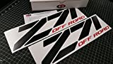 z71 decals - Z71 OFF ROAD Chevy Fender Decal Tailgate Sticker 15