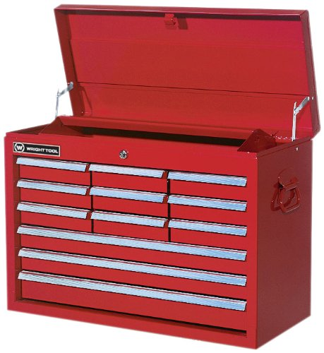 Wright Tool 130 Intermediate Set with Twelve Drawer Chest, 220-Piece