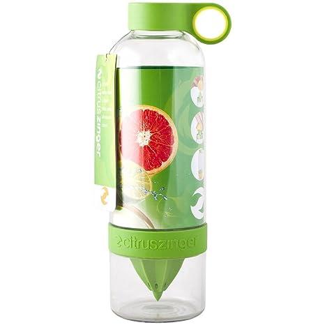 Goodia limón vaso de agua Botella infusión artefacto Salud exprimidor manual de botella tazas taza de
