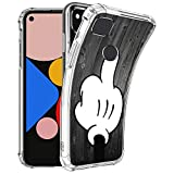 Pixel 4a Case,Google Pixel 4a Case with Tempered
