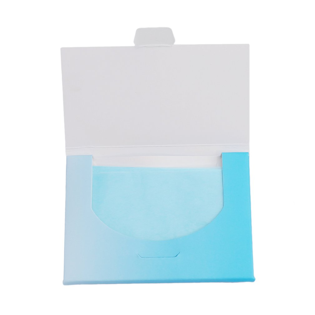 Lalang 100pcs Oil-Absorbing Sheets Blotting Paper Oil Control Tissue 88_Store