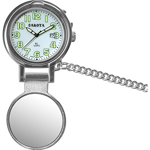New ProductWatch Company Leather Pouch Pocket Watch