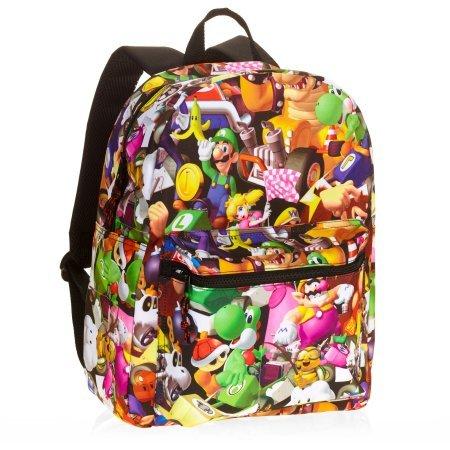 Mario Book Bag - 3