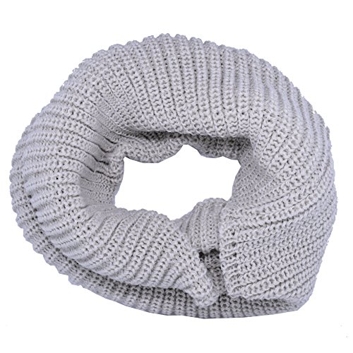 Jofook clearance Knitted Infinity Pattern Crochet