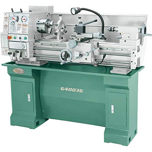 """Grizzly Industrial G4003G - 12"""" x 36"""" Gunsmithing Lathe with Stand"""