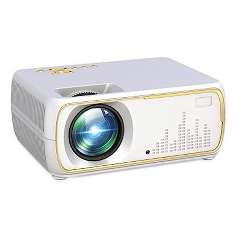 ALWAYZZ Mini proyector de Video HD LED DH-A20 60W 2200LM ...