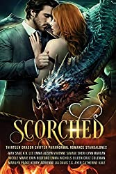Scorched: Thirteen Dragon Shifter Paranormal Romance Standalones