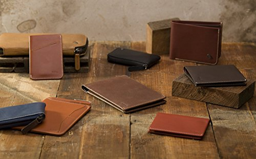 Bellroy Leather Elements Travel Black by Bellroy (Image #8)
