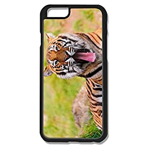 Bengal Tiger Lying Hard Vintage Cover For IPhone 6