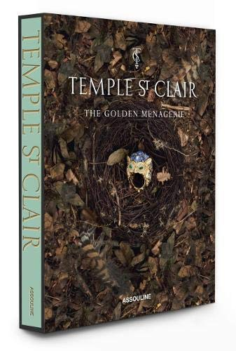The Golden Menagerie (Temple St. Clair) (Legends)
