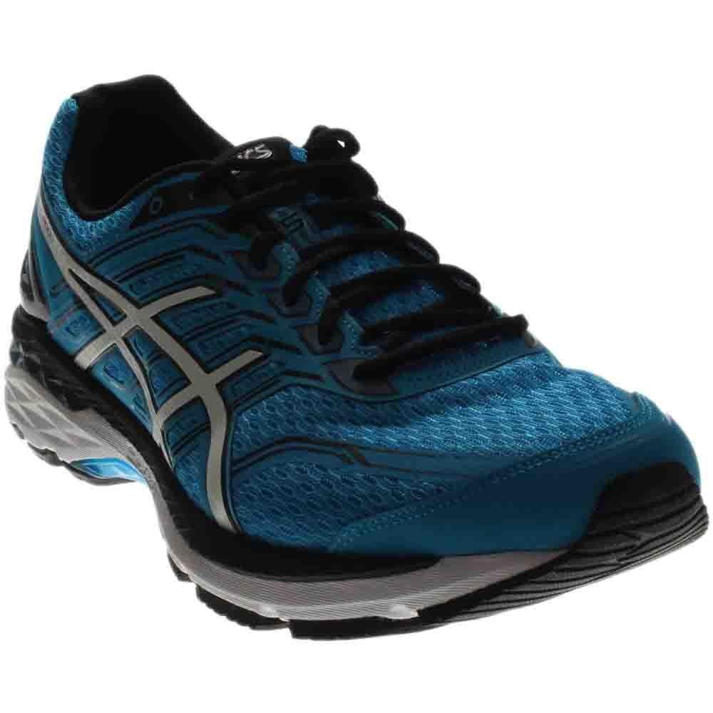 ASICS GT2000 5 (4E) Shoe Men's Running 7.5 Island Blue-White-Black
