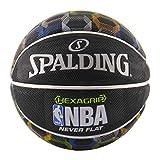 Spalding NBA SGT NeverFlat Hexagrip Basketball