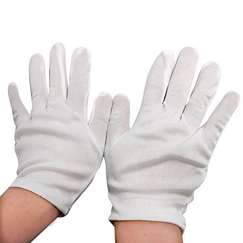 Dress Solid Wedding Stain Party Glove Plain 1Pair Driving Glove Girl Color Short fHnAnxSI