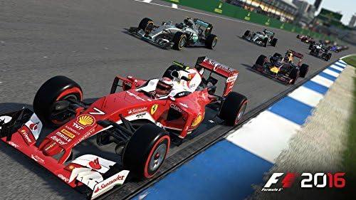 Codemasters F1 2016 Limited Edition, PlayStation 4 Básica + DLC PlayStation 4 vídeo - Juego (PlayStation 4, PlayStation 4, Racing, Modo multijugador, E (para todos)): Amazon.es: Videojuegos