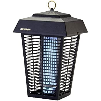 Flowtron BK-80D 80-Watt Electronic Insect Killer, 1-1/2 Acre Coverage