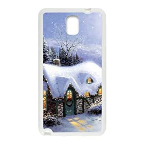 Beautiful winter scenery durable fashion phone case for Iphone 5/5S Case Cover