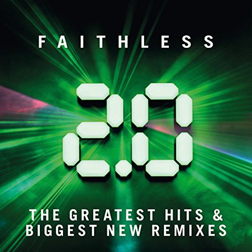 CD : Faithless - Faithless 2.0 (Hong Kong - Import, 2PC)
