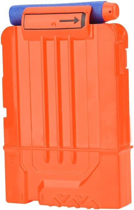 Pistola de Juguete EVA Bolsa de Soporte de Cartucho Balas Suaves Bolsa para Elite Series Tbest Bolsa de Almacenamiento Bolsa de Destino de Objetivo para Revista Bolsa