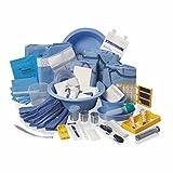 Medline DYNJS3021 Sterile Major Plastic Surgical Tray (Pack of 3)