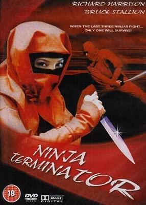 Ninja Terminator [DVD] [Francia]: Amazon.es: Cine y Series TV