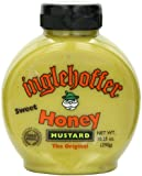 Inglehoffer Honey Mustard, 10.25-Ounce Squeezable Bottles (Pack of 6)