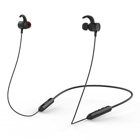 9a369db9911 dodocool Wireless Headphones, Wireless Stereo Earbuds Magnetic in-Ear Noise  Cancellation Headset Earphone earpiece