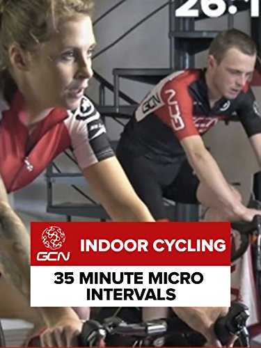 Cycling Video - Indoor Cycling - 35 Minute Micro Intervals