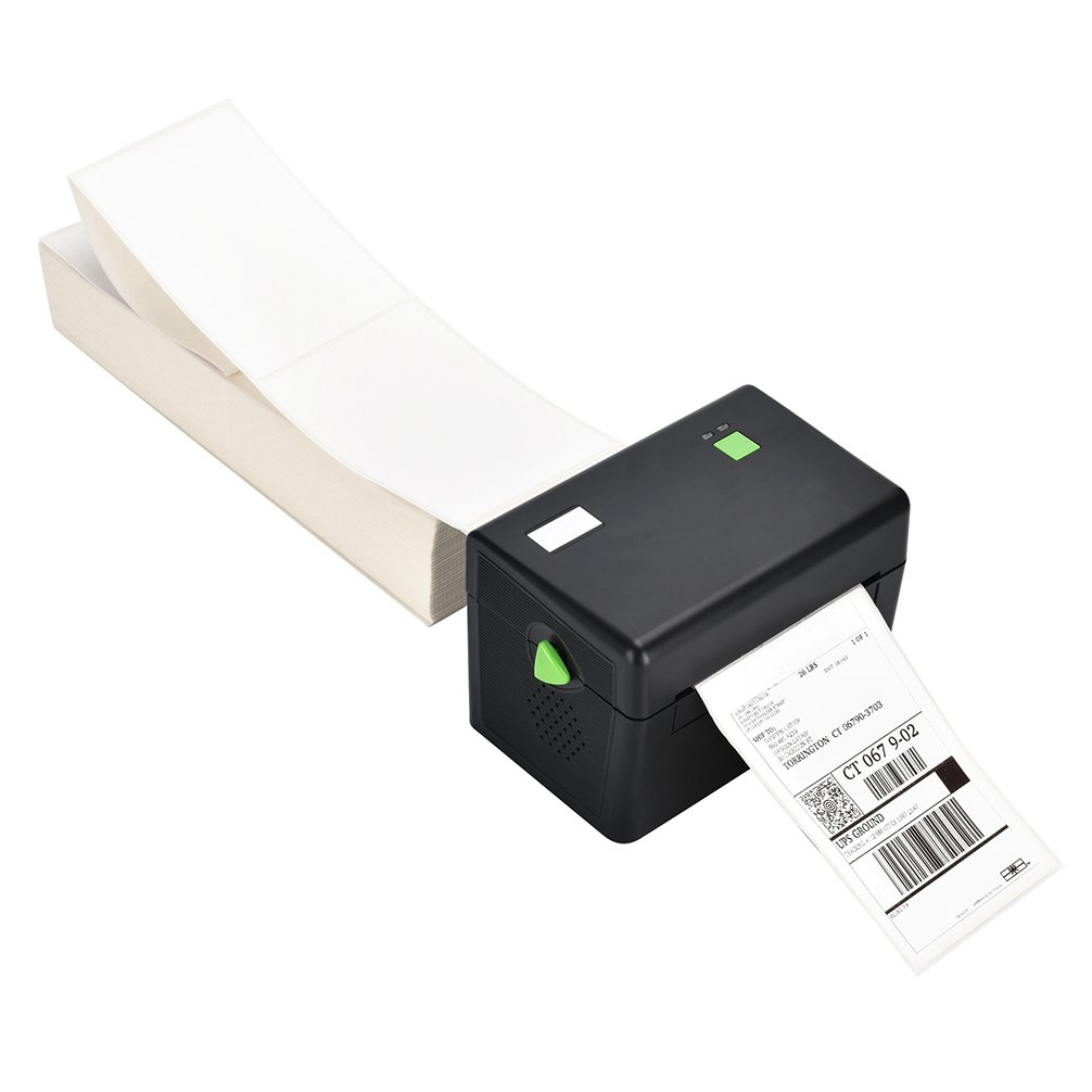 Immuson Direct Thermal Label Printer - High-speed, Professional Label Printer for 4x6 labels, Barcode Labels, eBay/Amazon labels, UPS, USPS, Paypal