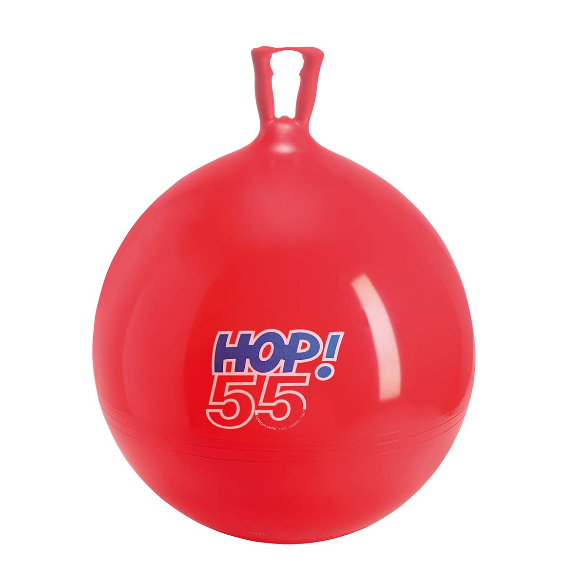 Gymnic / Hop-55 22'' Hop Ball, Red by Gymnic