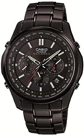9064f6ed5c Amazon | [カシオ]CASIO 腕時計 リニエージ 電波ソーラー LIW-M610DB-1AJF メンズ | 国内メーカー | 腕時計 通販