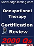 Occupational Therapy Certification Review