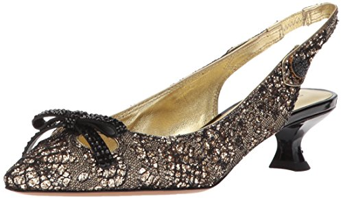 clearance limited edition Marc Jacobs Women's Abbey Slingback Pump Gold outlet factory outlet sneakernews sale online hot sale for sale sale nicekicks kOVtYIwi