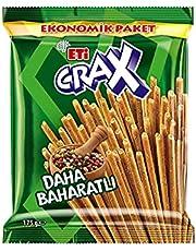 Eti Crax Baharatlı Çubuk Kraker 175 g
