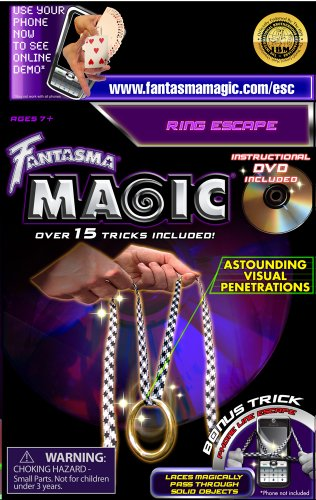 Fantasma Magic Ring Escape -
