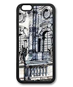 The Catholic Church Of The Royal Court Of Saxony Custom Personalized Design DIY Back Case for iPhone 6 4.7 TPU Black -1210473