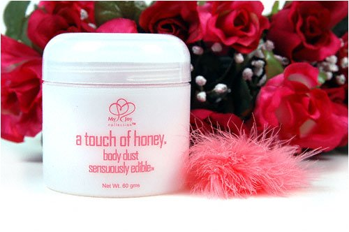 Edible Body Dust (A Touch of Honey Body Dust - Passion Berry)