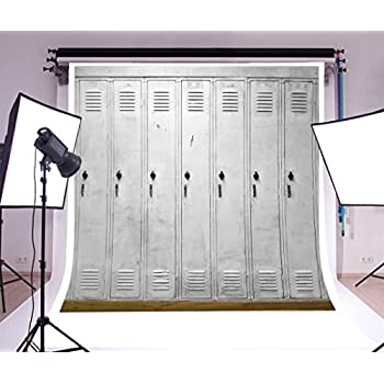 amazoncom leowefowa 6x6ft locker wardrobe backdrop