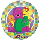 Barney and Friends 18″ Foil Balloon, Health Care Stuffs