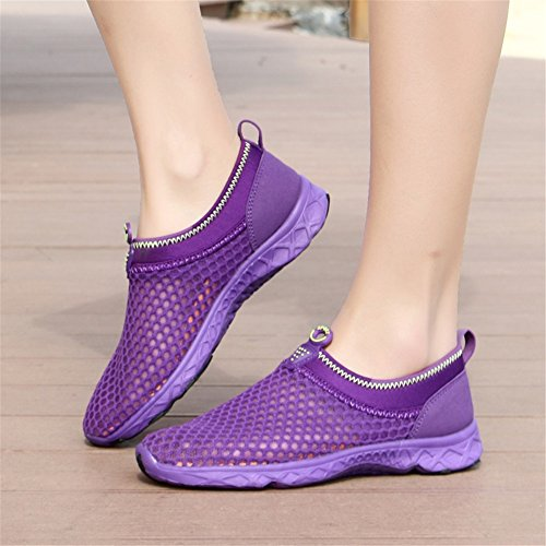 D Water Water Size Mesh Shoes Color On Mens Drying Shoes Slip Beach Men's Quick Unisex Mesh Slip Breathable Shoes Shoes On HUAN Shoes Trainers 44 Wading aqgSEn