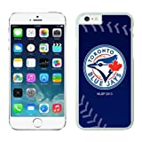 MLB Toronto Blue Jays iPhone 6 plus Case, Hard iPhone 6 plus Cover,Stylish DIY Cellphone Case, Rugged Case & Cover For iPhone 6 plus (5.5, Black)